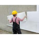 Утепляем наружные стены пенопластом
