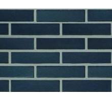 Клинкерный кирпич Terca | коллекция Futura | matrix | полнотелый | синий