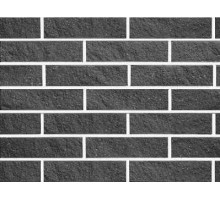 Облицовочный кирпич Фагот | мраморный 60 | Серый