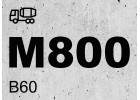 Купить ✅Бетон М800 В60 , цена, Киев