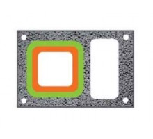 Керамический дымоход | PLEWA UNI FE |одноходовой | с вентиляцией | диаметр 14