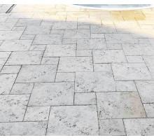 Тротуарная плитка | Золотой Мандарин | Площадочная плита Фаво