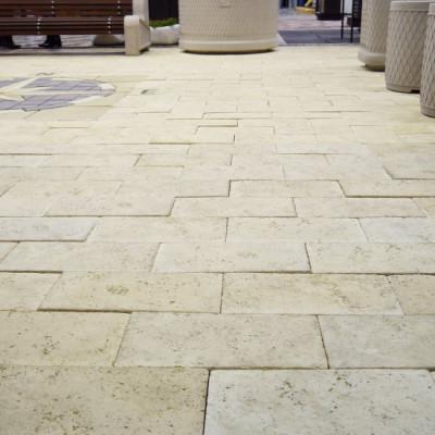 Тротуарная плитка | Золотой Мандарин | Террасная плитка Фаво
