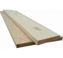 Доска обрезная 1 сорт / ширина 25 мм