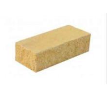 Облицовочный кирпич | Завод фасадного кирпича | Угловой | желтый