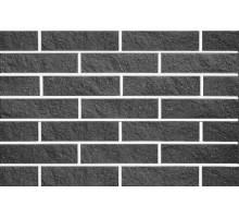 Облицовочный кирпич Евроцегла | мраморная фактура | графитовый