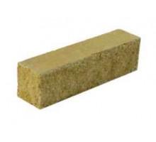 Облицовочный кирпич | Завод фасадного кирпича | Брусок угловой | горчичный