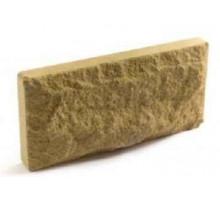 Облицовочный кирпич Литос | Цокольная плитка | желтый