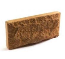 Облицовочный кирпич Литос | Цокольная плитка | красный