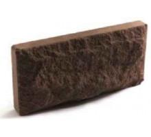 Облицовочный кирпич Литос | Цокольная плитка | шоколад