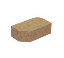 Столбик фигурный | Золотой мандарин | Квадратный | Персиковый | 100х80