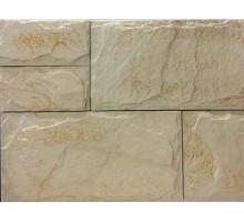 Декоративная плитка | золотой мандарин | сланец | ваниль | 195х195