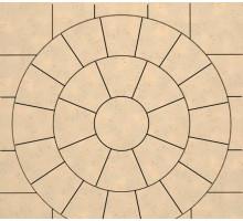 Тротуарная плитка | Золотой Мандарин | Розетка