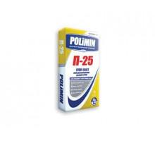 Клей для плитки Polimin | П-25 супер-эласт