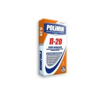Клеевая смесь Polimin | П-20 тепло-фасад арм