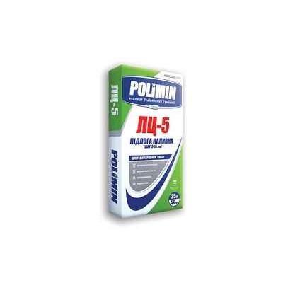 Наливной пол Polimin ЛЦ-5