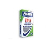 Наливной пол Polimin ТП-5 теплый пол