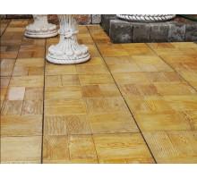 Тротуарная плитка   Золотой Мандарин   Террасная плитка Тосколано, 40 мм