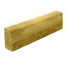 Поребрик | Золотой Мандарин | Желтый | 1000х200х60