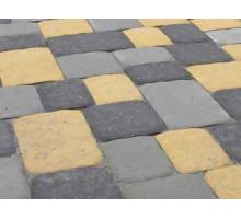Тротуарная плитка | Золотой Мандарин | Старая площадь | Высота 40 мм
